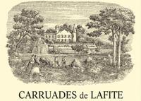 Etikett Carruades de Lafite