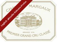 Etikett Chateau Margaux