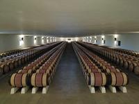 Fässerreihen Chateau Mouton-Rothschild
