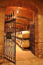 Alter Weinkeller, Weingut Altare, Piemont