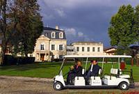 Besucher auf Château Pontet-Canet