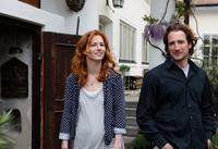 Stephanie Eselböck und Eduard Tscheppe