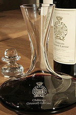 Wein Châteaux Gruaud-Larose