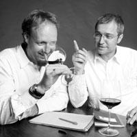 Rolf Wilder und Jörg Horn