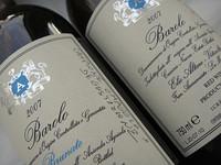 Zwei Flaschen des 2007er Barolo, Elio Altare Viticoltore