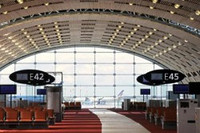 Flughafen Terminal 2E