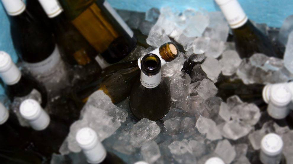 Frappieren - So kriegen Sie Ihren Wein kalt | Weinkenner.de