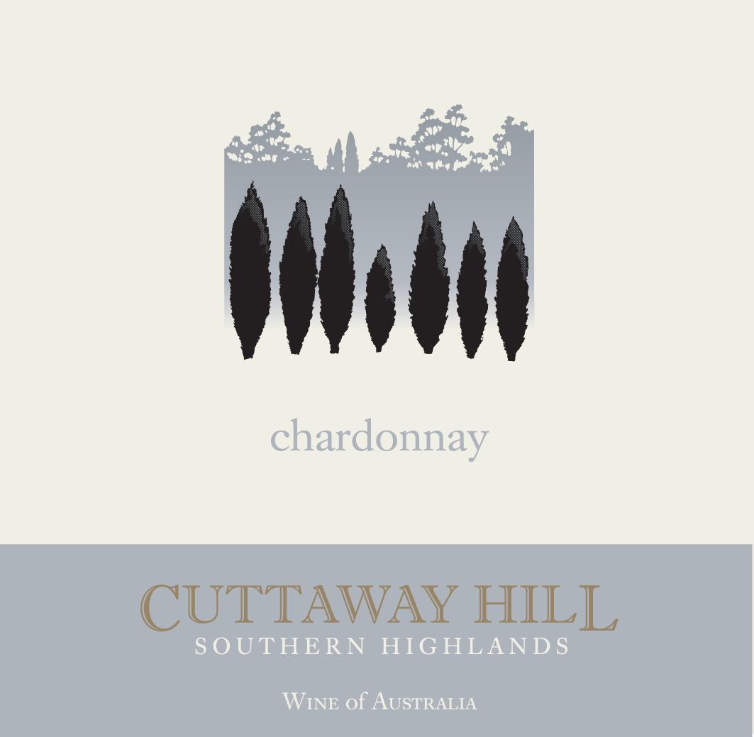 Etikett Cuttaway Hill Chardonnay