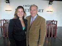Alfred und Melanie Tesseron