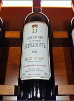 Grand Vin du Chateau Bernadotte 2004
