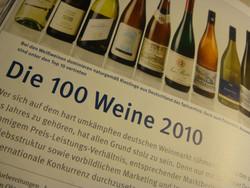 Die 100 Weine 2010