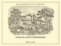 Etikett Chateau Lafite