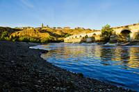 Die Stadt Toro am Duero