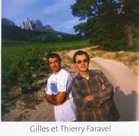 Gilles und Thierry Faravel