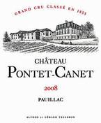 Etikett Château Pontet-Canet