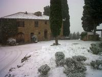 Winter auf Il Carnaciale