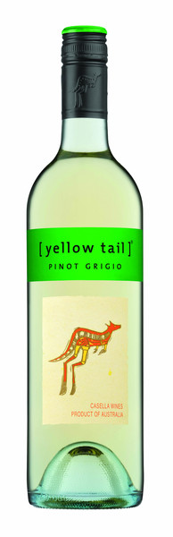 2010 Pinot Grigio - Yellow Tail