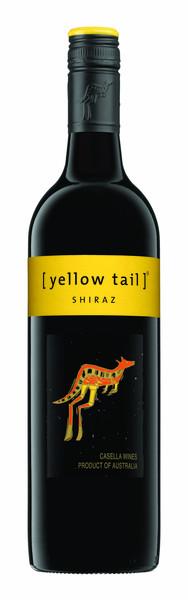 2010 Shiraz - Yellow Tail