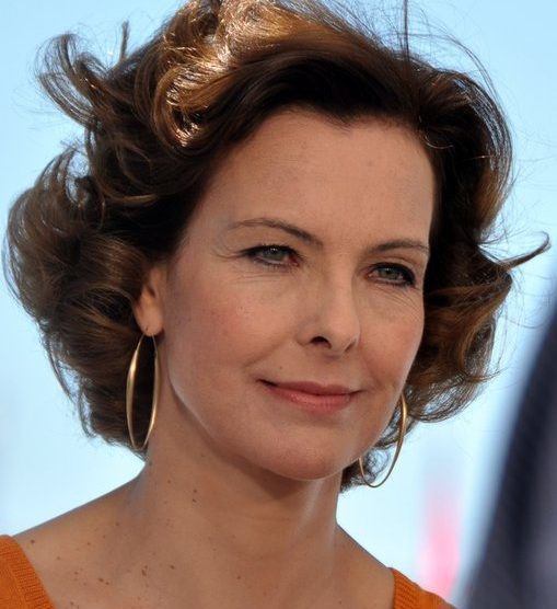 Carole Bouquet in Cannes 2011 | Foto: Georges Biard