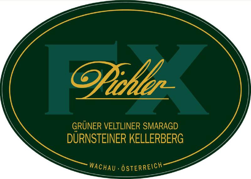 Etikett 2009 Grüner Veltliner Kellerberg Smaragd - F.X. Pichler