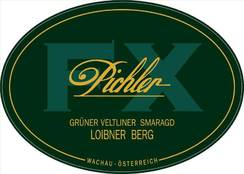 Etikett 2009 Grüner Veltliner Loibner Berg Smaragd - F.X. Pichler