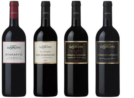 """2008 Rosso di Montalcino """"Lo Scorno"""" DOC - San Filippo"""
