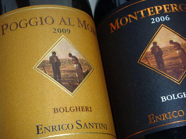 Die Weine von Enrico Santini