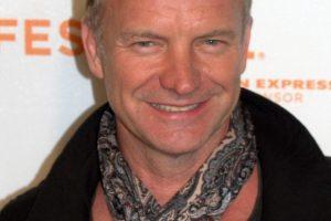 Sting at the 2009 Tribeca Film Festival