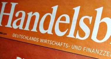 Cover Handelsblatt