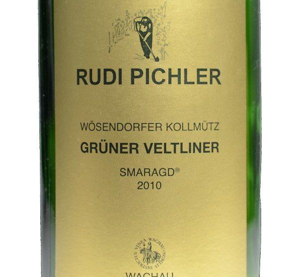 Rudi Pichler Gruener Veltliner Smaragd 2010