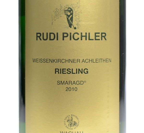 Rudi Pichler Riesling Smaragd 2010