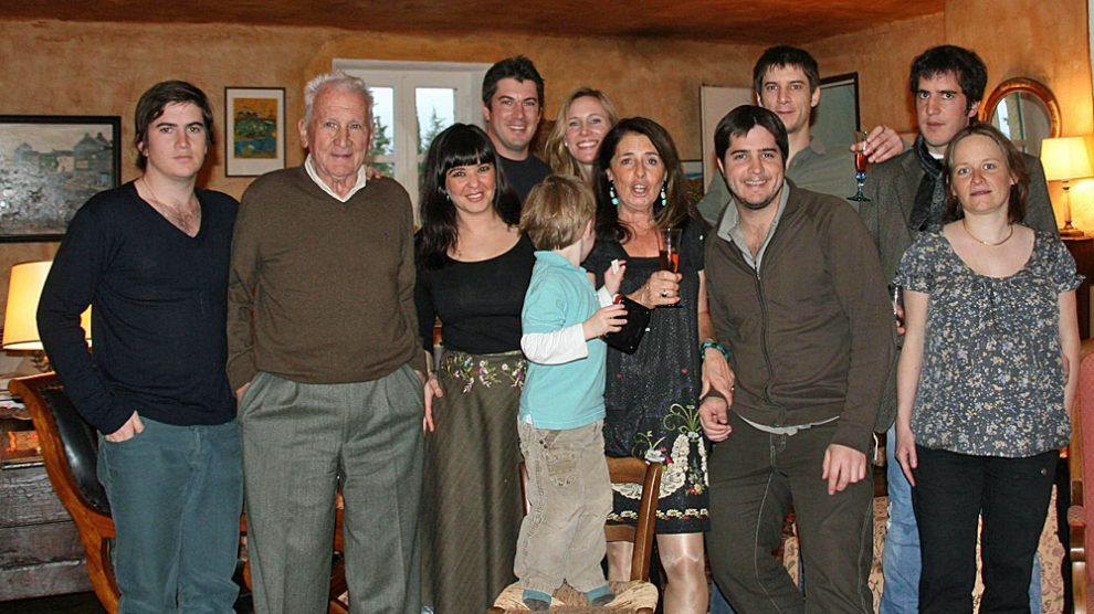 Die Familie Guibert
