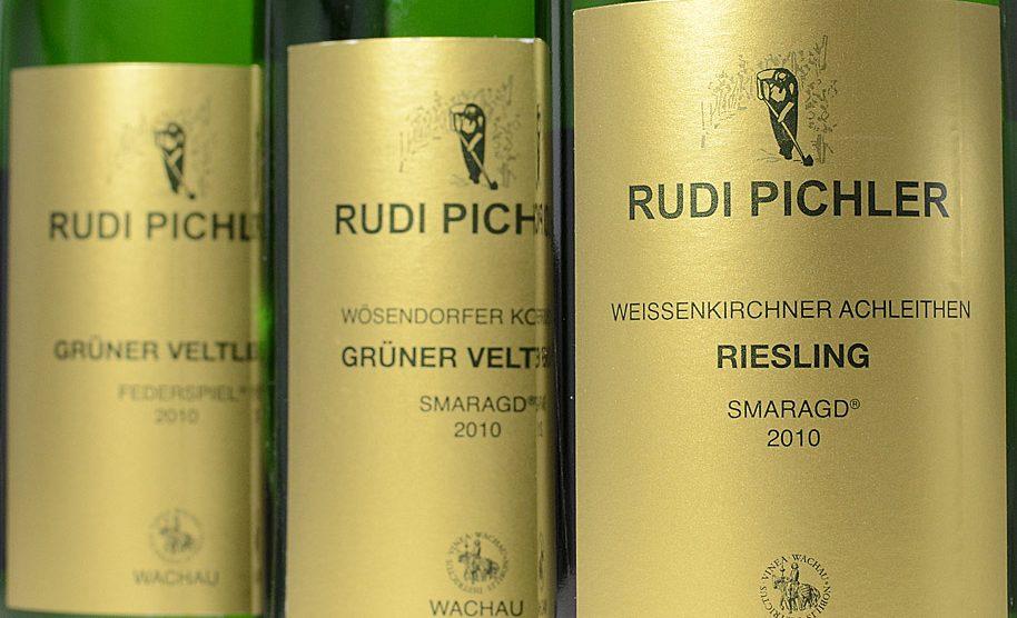 Die 2010er Weine von Rudi Pichler aus der Wachau