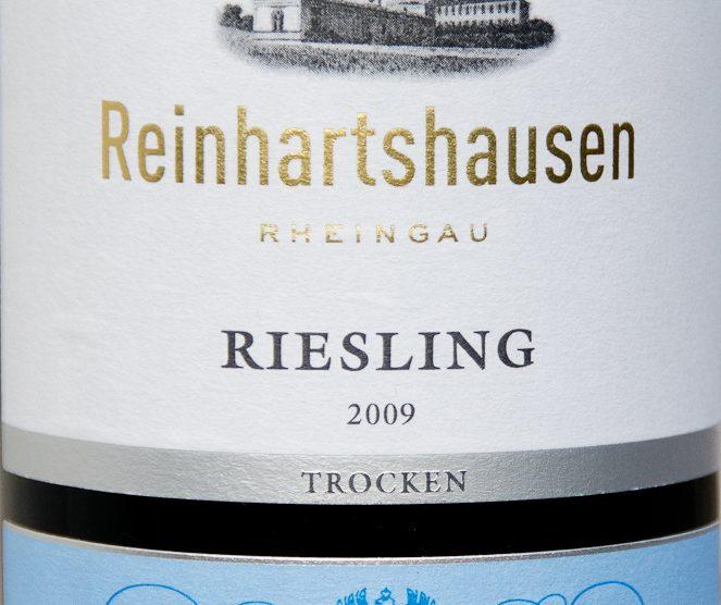2009 Riesling Classic - Schloss Reinhartshausen