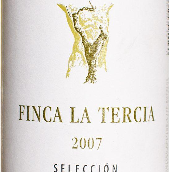2007 Finca la Tercia Selecion