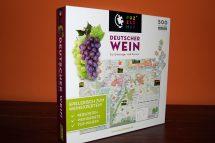PuzzleMap Deutscher Wein