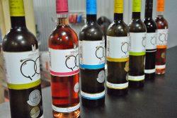 Vinho Verde gibt es als Weiß-, Rosé- und Rotwein