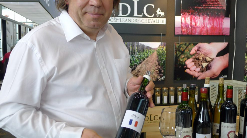 Messewahnsinn: Unbekannter Bordeaux für über 3.240 Euro