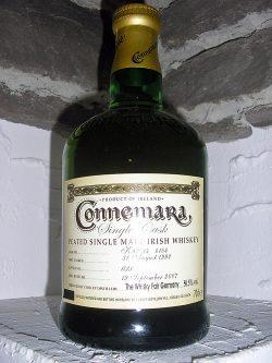 Connemara 15y ( 1992-2007) 50,5% Bourbon cask K92/34 4184