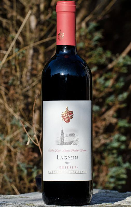 2010 Grieser Lagrein