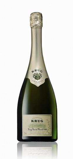 Bottleshot Krug Clos de Mesnil