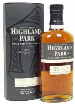 Highland Park 21y