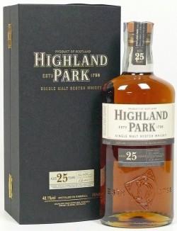 Highland Park 25y