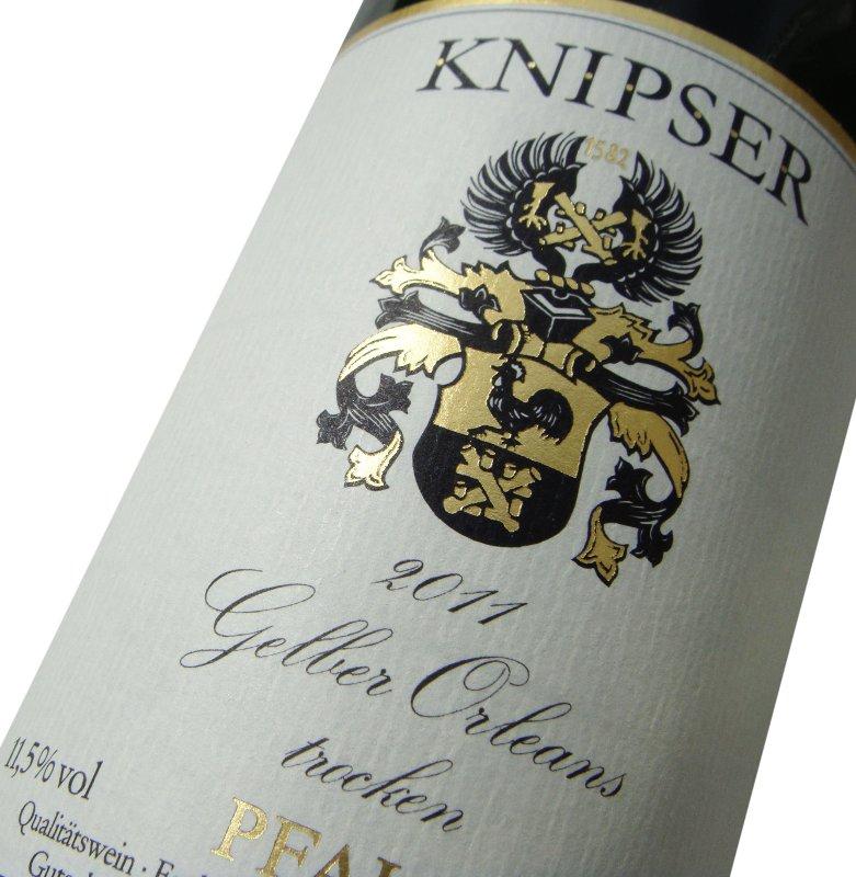 2011 Gelber Orleans Qualitätswein trocken