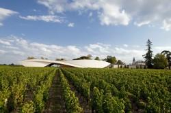 Neuer Keller des Chateau Cheval Blanc | Foto: © Gerard Uferas, Chateau Cheval Blanc