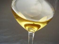 Pinot Gris im Glas
