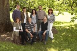 Das Team des Weinguts von Othegraven | Foto: ©Weingut von Othegraven