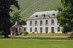 Das Gutshaus des Weinguts von Othegraven | Foto: ©Weingut von Othegraven