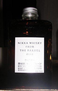 Nikka from the Barrel, 51.4% 2011 50cl nicht limitiert