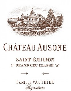 Etikett Chateau Ausone | Foto: Chateau Ausone